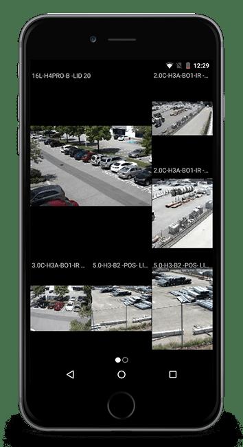 ACC Mobile - Kameraovervåknings App