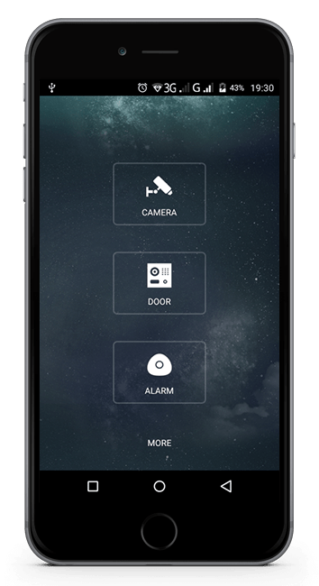 Dahua iDmms - Kameraovervåkings App